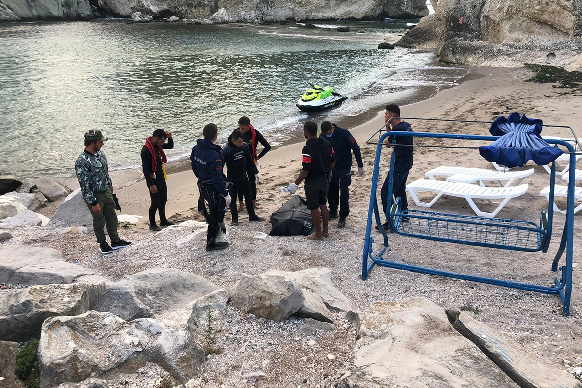 Şile'de kaybolan kişinin cansız bedenine ulaşıldı