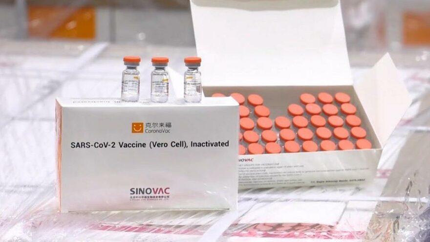 Sinovac aşısının Türkiye'deki etkinlik oranı açıklandı