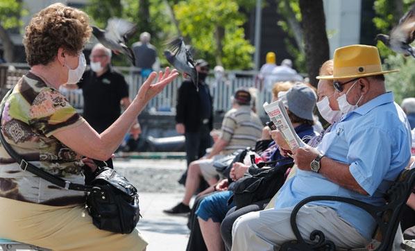 Sivas'ta 65 yaş üstüne sokağa çıkma kısıtlamasına erteleme