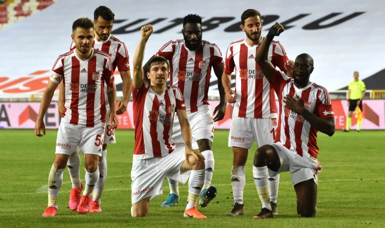 Sivasspor'un Konferans Ligi'ndeki rakibi belli oldu