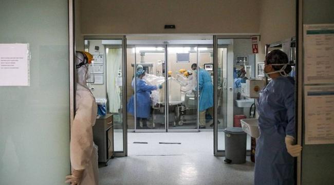 Son 24 saatte 188 kişi hayatını kaybetti, 30 bin 563 yeni vaka