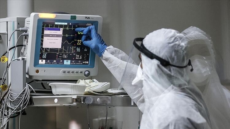 Son 24 saatte 206 kişi koronavirüsten hayatını kaybetti, 27 bin 188 kişi yeni vaka