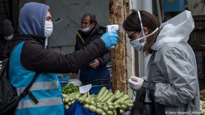 Son 24 saatte 340 kişi koronavirüs nedeniyle yaşamını yitirdi, 25 bin 980 kişinin testi pozitif