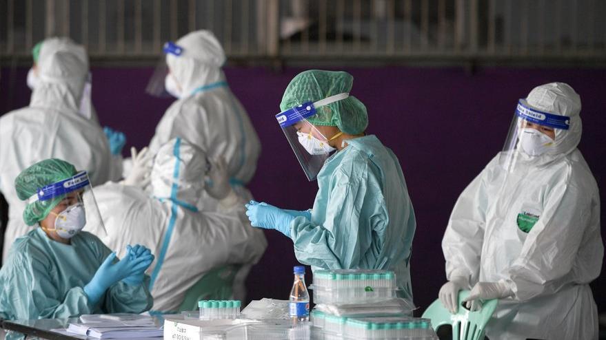 Son 24 saatte koronavirüsten 91 kişi daha hayatını kaybetti