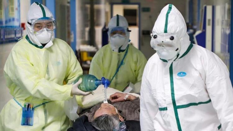 Son 24 saatte ülkede 228 kişi Kovid-19 nedeniyle yaşamını yitirdi