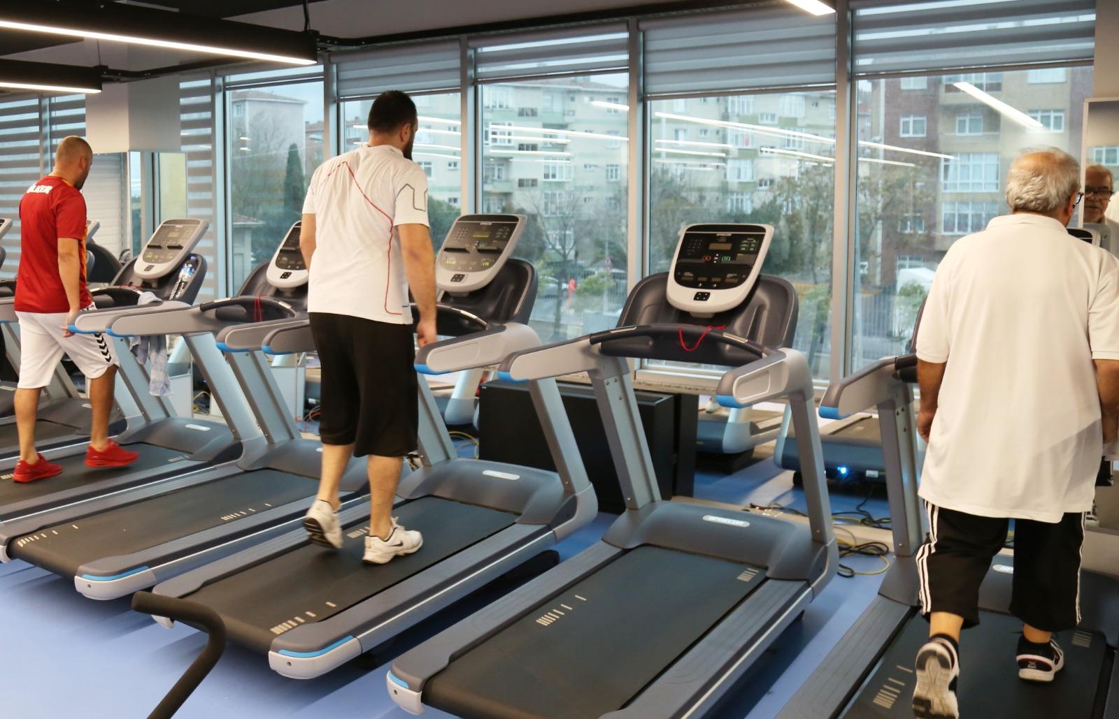 Spor İstanbul tesisleri 15 Haziran'da açılıyor