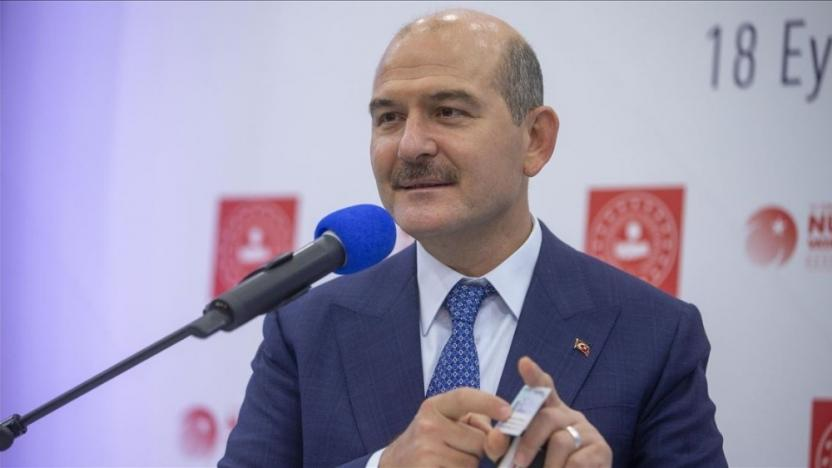 Süleyman Soylu'dan 'aşı' açıklaması