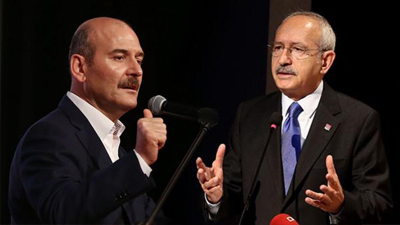 Süleyman Soylu'dan Kılıçdaroğlu'ya: Özür diliyorum!