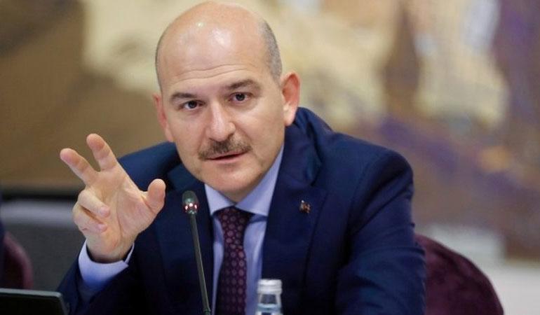 """Süleyman Soylu hakkında Danıştay'a """"bizi zor durumda bırakıyorsunuz ziyareti"""" iddiası"""