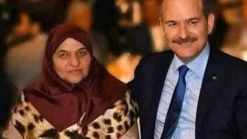 Süleyman Soylu'nun annesi Servet Soylu hayatını kaybetti