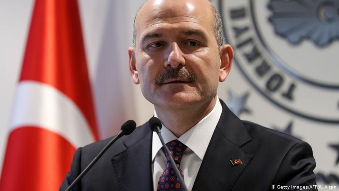 """Süleyman Soylu: """"Türkiye'de 300 bin Afgan göçmen var"""""""