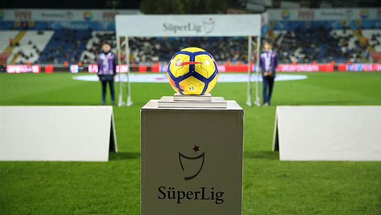 Süper Lig 87 günlük aranın ardından bugün yeniden başlıyor