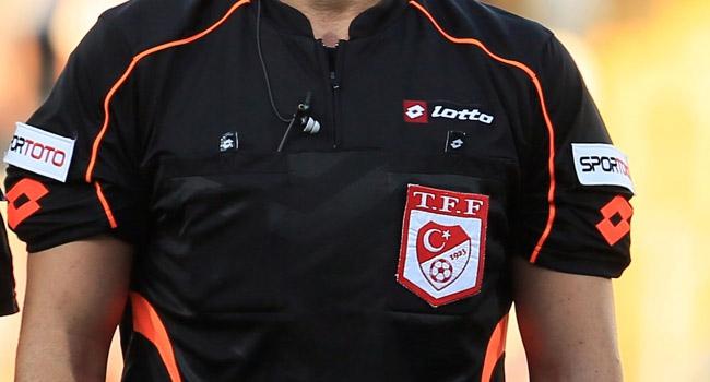 Süper Lig'de 33'üncü haftanın hakemleri açıklandı
