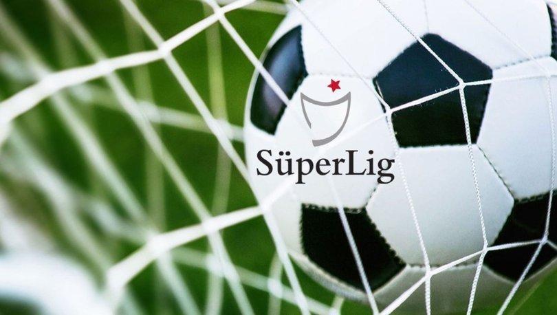 Süper Lig'de 5, 6, 7 ve 8. haftaların programları açıklandı