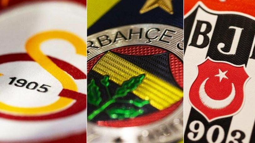 Süper Lig'de 'üç büyükler' yıllar sonra ilk kez aynı puanda