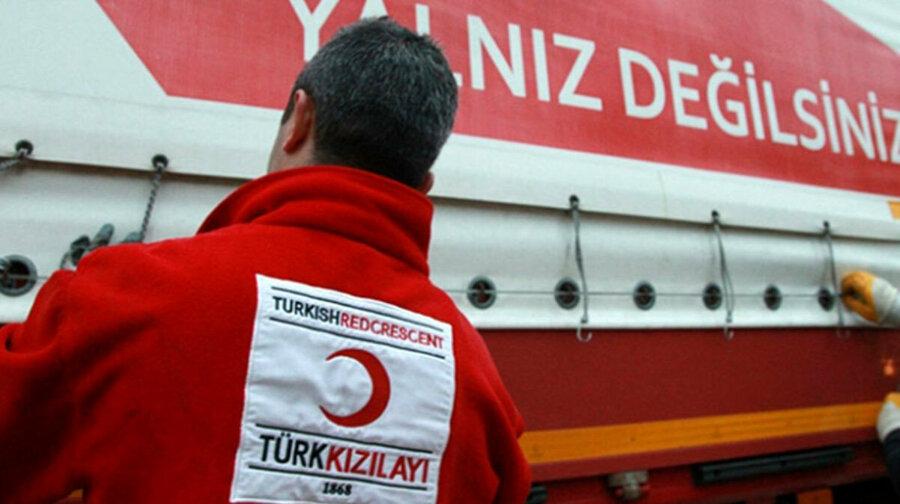 Suriye'de Türk Kızılayı aracına saldırı: 1 şehit, 1 yaralı