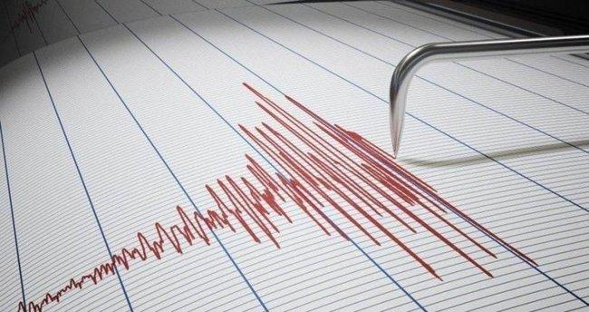 Suriye'deki deprem Türkiye'de de hissedildi