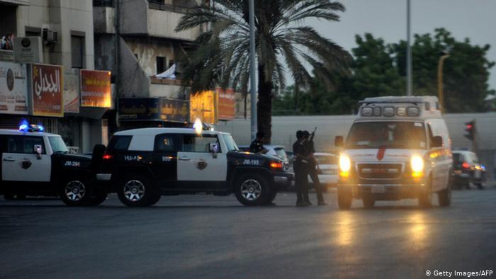 Suudi Arabistan'ın Cidde kentinde Fransız Konsolosluğu'nda saldırı