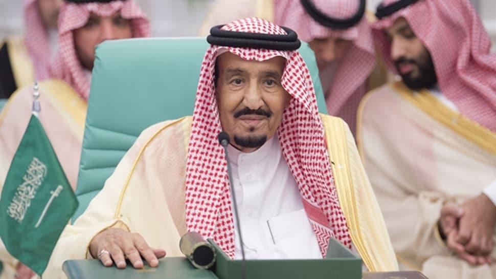 Suudi Arabistan Kralı Selman hastaneye kaldırıldı