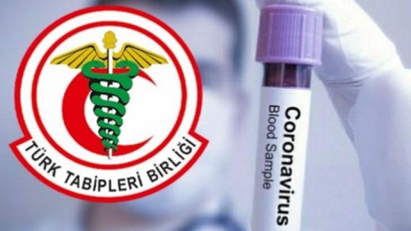 Tabipler Birliği'nden Sağlık Bakanlığı'na 16 maddelik uyarı