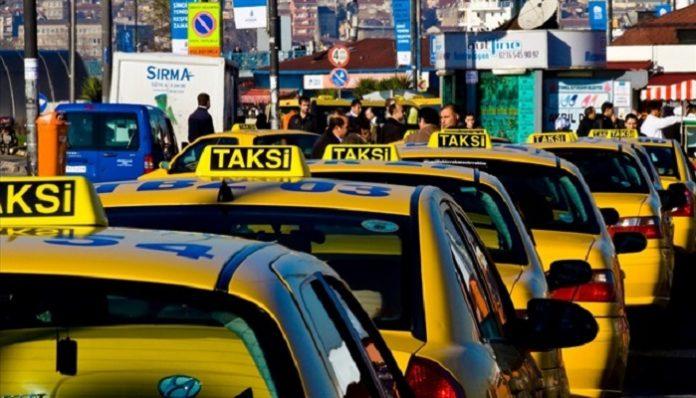 Taksicilerden Uber için yeni harekete geçti