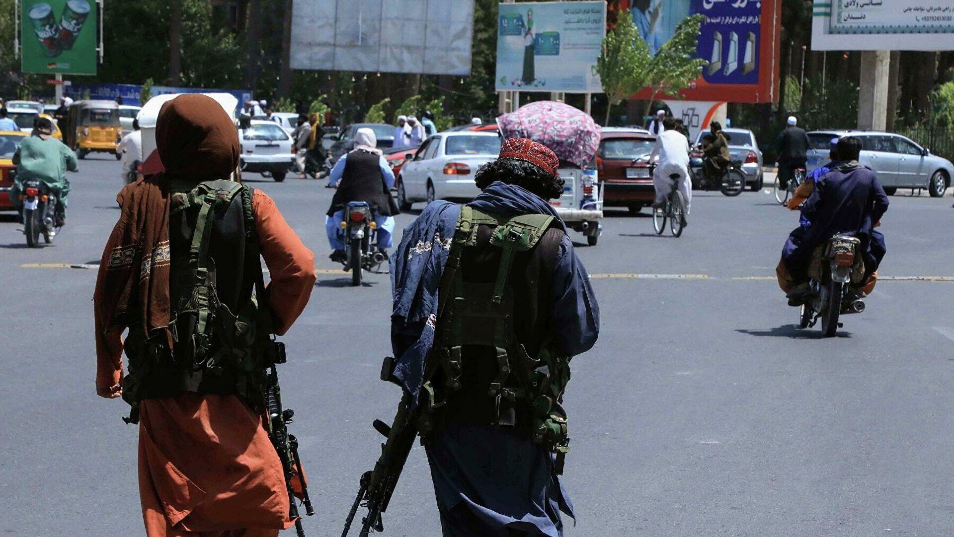 Taliban Afganistan başkenti Kabil'e girdi