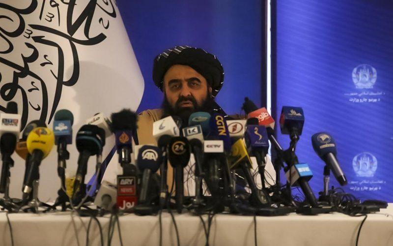 Taliban'ın Dışişleri Bakanı Vekili Muttaki, Türkiye ile iyi ilişkiler kurmak istediklerini belirtti