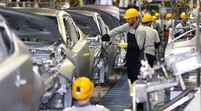 Tam kapanma ayında otomotiv üretimi yüzde 31 arttı