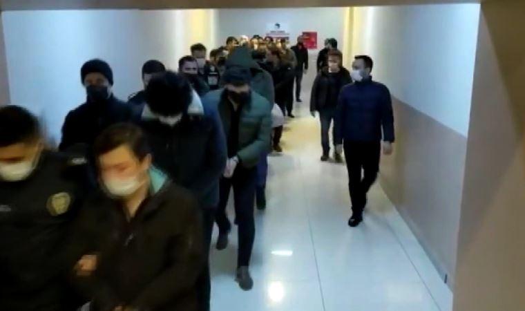 Tapuda rüşvet soruşturması:  25 kişi tutuklandı