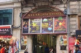Tarihi Atlas Sineması ve İstanbul Sinema Müzesi kapılarını açıyor