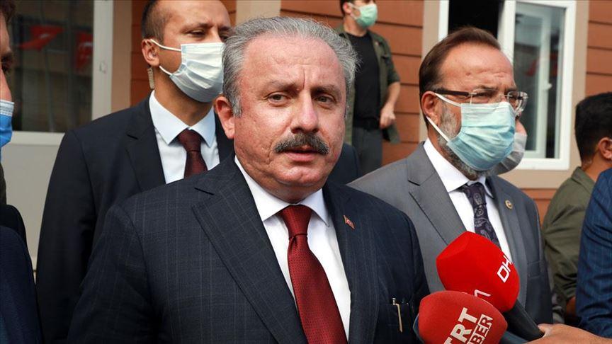 TBMM Başkanı Şentop: İdam cezasının düşünülebileceği kanaatindeyim