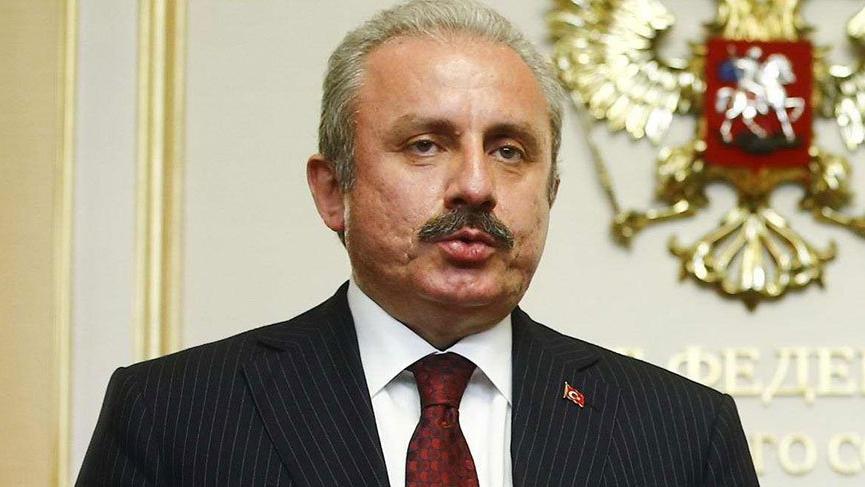 TBMM Başkanı Şentop'tan 'Berberoğlu' açıklaması