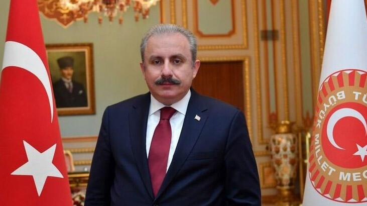 TBMM Başkanlık seçimini Mustafa Şentop kazandı