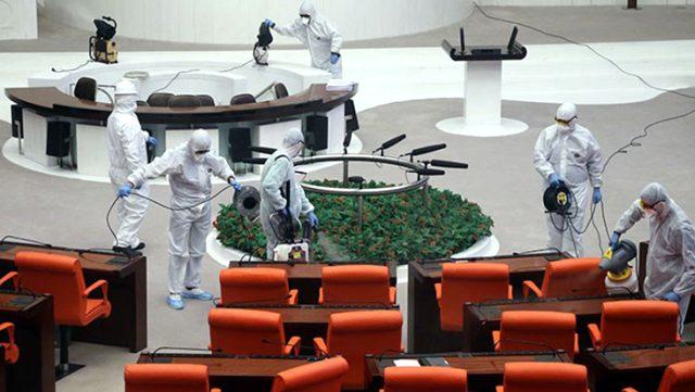 TBMM'de 6 milletvekilinde daha koronavirüs tespit edildi