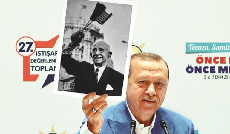 TBMM, Erdoğan'ın İsmet İnönü'ye ait olduğunu iddia ettiği sözleri yalanladı