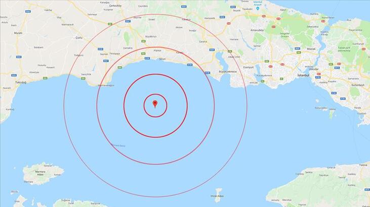 TBMM'nin deprem raporunda korkutan tsunami uyarısı: Marmara'da ilk dalga 10 dakikada kıyıya ulaşır