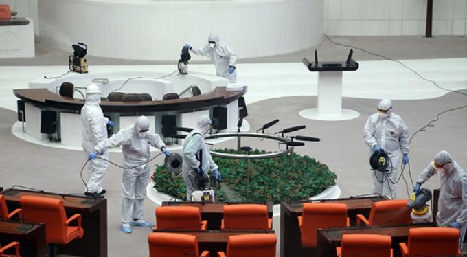 TBMM'ye 'pandemi timi' geliyor