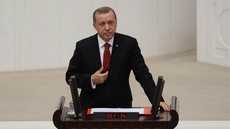 Erdoğan: Cumhurbaşkanlığı Hükûmet Sistemi değişikliğinin ideal seviyeye gelmesi vakit alacaktır