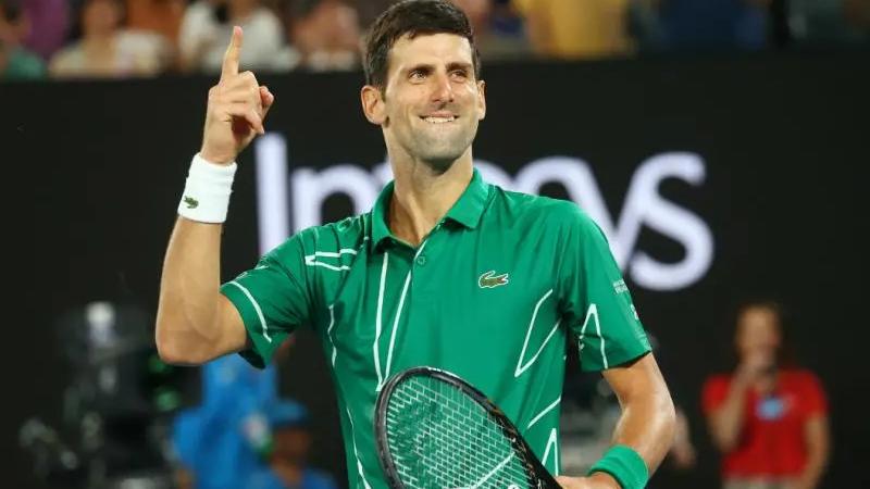Tenisçi Novak Djokovic'in Koronavirüs testi pozitif çıktı