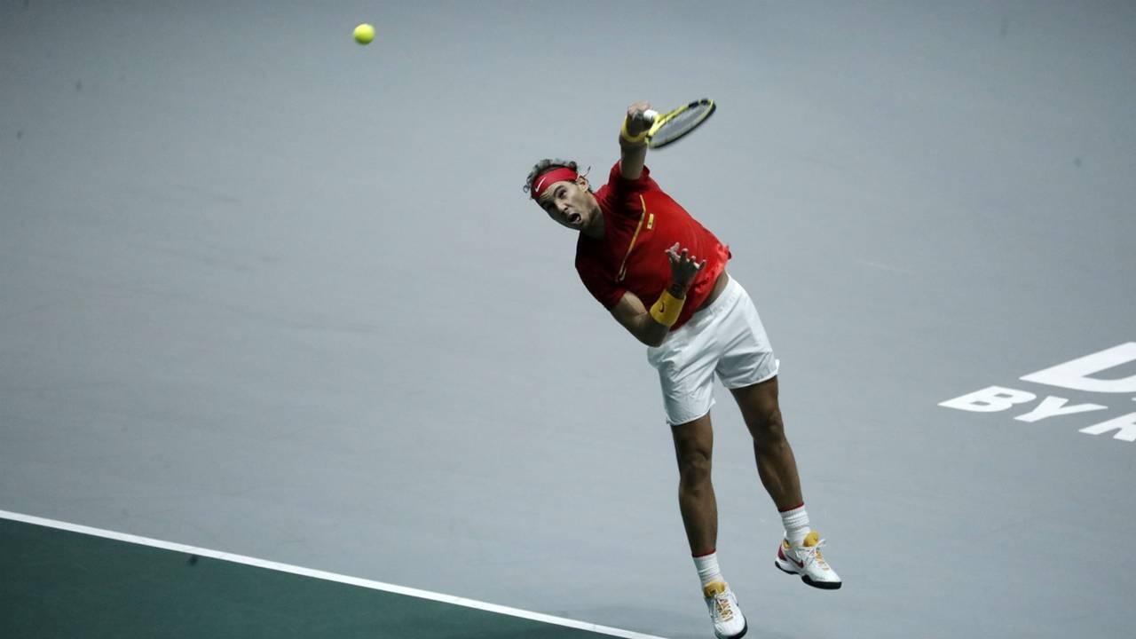 Teniste ertelenen Fed Kupası gelecek yıl yapılacak
