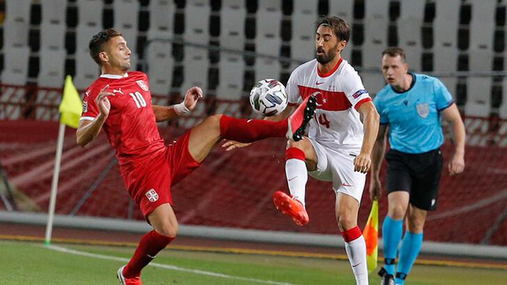 TFF'den Türkiye - Sırbistan maçı öncesi seyirci kararı