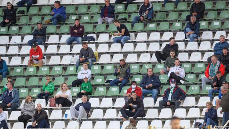 TFF: Maçlar sınırlı sayıda seyirciyle oynanacak