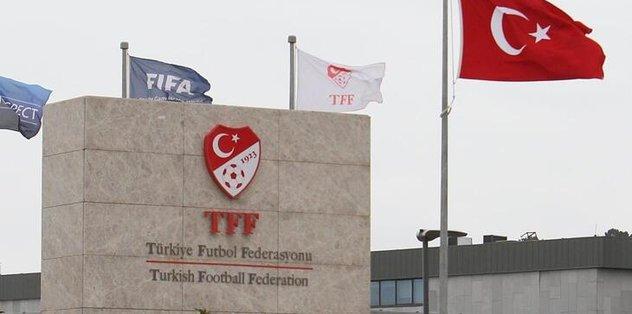 TFF maçların seyircisiz oynanmasına karar verdi