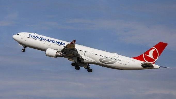 THY, Almanya'ya gidecek yolcuların tıbbi maske kullanacağını bildirdi