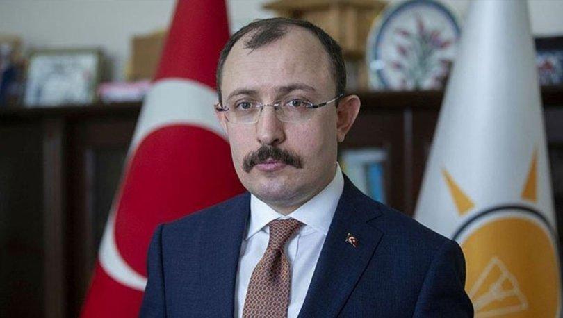 Ticaret Bakanı Muş'tan fahiş fiyatlarla mücadele açıklaması
