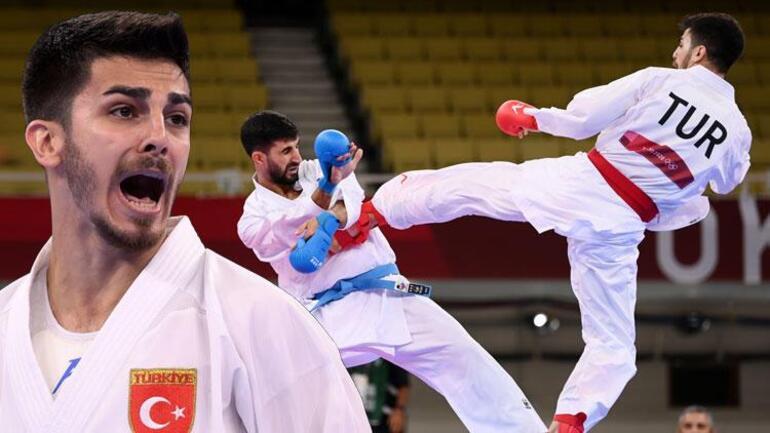Tokyo 2020'de Eray Şamdan gümüş madalya kazandı