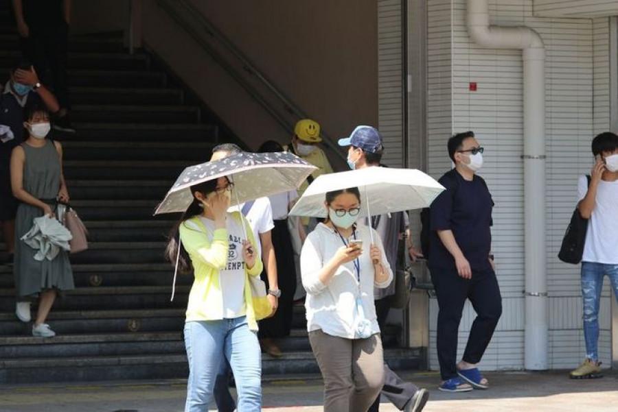 Tokyo'da sıcaktan hayatını kaybedenlerin sayısı 170'e yükseldi