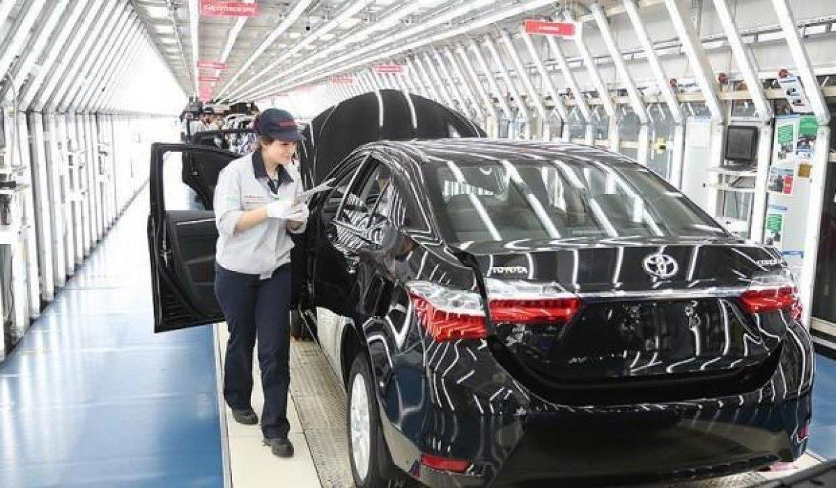 Toyota Türkiye, 15 gün üretime bakım molası verecek