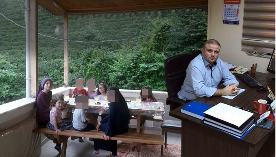 Trabzon'da üç kızını öldüren imam tutuklandı