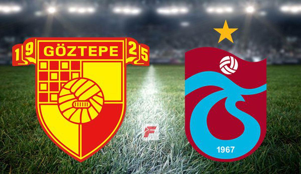 Trabzon Göztepe engelini kolay aştı: 1 - 3